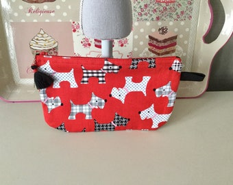 Dogs small pouch