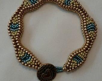 Calypso Beaded Bracelet