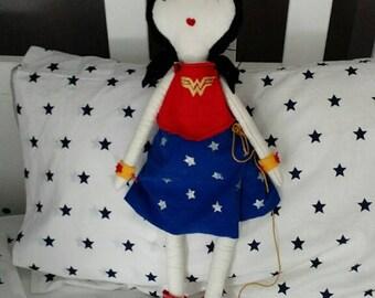 Custom Rag Doll