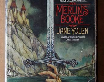 Merlin's booke. Jane Yolen.
