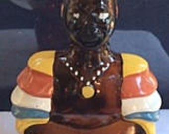 OLD OAK DRUMMER, Vintage Trinidad Angostura Bitters Bottle