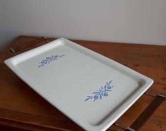 Corning Ware, Blue Cornflower, Broil Bake Tray, Vintage Corning Ware, Vintage Kitchen, Vintage Cooking, Retro Kitchen, Retro Cooking