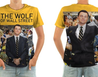 The Wolf of Wall Street T-shirt All sizes