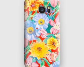 Case for Samsung S5, S6, S6 and S7, S7 + S8 S8 + A3, A5, J3, GP Note 4,5, 8, Liberty Meadow Melody