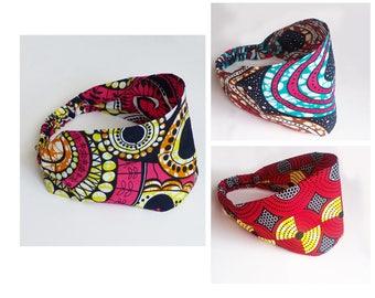 headband made of wax * pattern *.