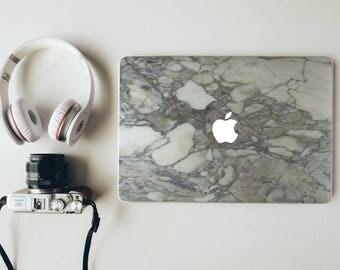 Grey Marble  Macbook Pro Macbook Hard Macbook Air Macbook Air 11 Macbook Air 13 Macbook Pro 15 Christmas Gift Marble Mackbook