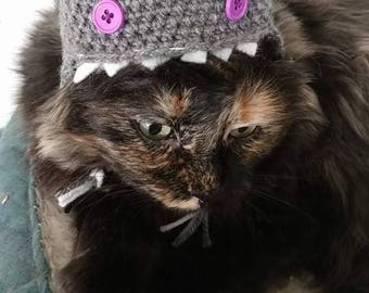 Kitty Kat Shark Hat