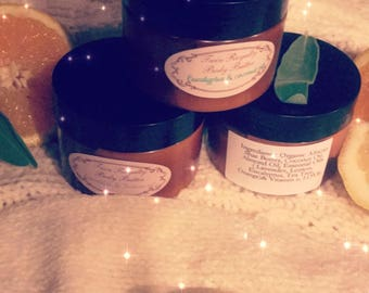 Aromatherapy African Shea Body Butters