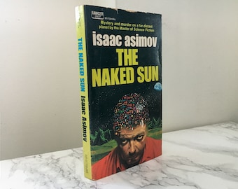 Naked Sun by Isaac Asimov (Vintage Paperback)