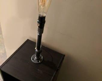 Simple Industrial lamp