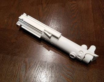 Rey / Luke Skywalker TFA/TLJ Lightsaber Kit (3D Printed)
