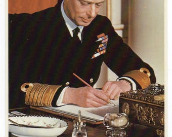 H. R. H King George VI