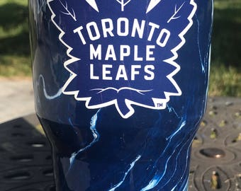 Toronto Maple Leafs Painted Ozark Trail Cup