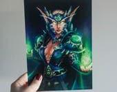 Warcraft poster, warcraft...