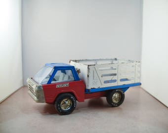 Nylint Toy Truck and Trailer