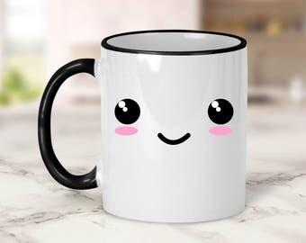 Kawaii Face Mug