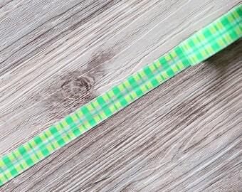 green washi tape,Mosaic washi tape,Grid Washi Tape,Mosaic Grayish washi tape