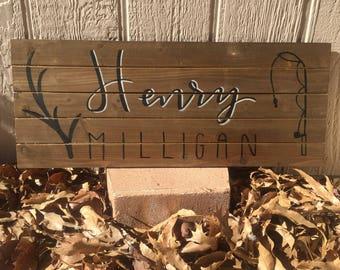Custom Wood Signs-AmandaRoseMakes