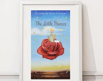 The Little Prince/Salvador Dalí