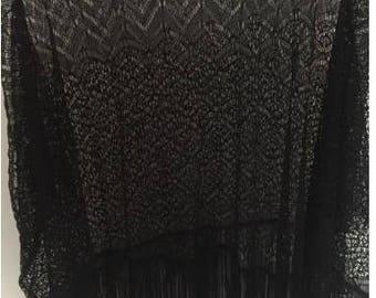 Romantic Black Lace Top [THANKSGIVING SALE]