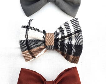 Greenbluff Baby Boy Interchangeable Bow Ties
