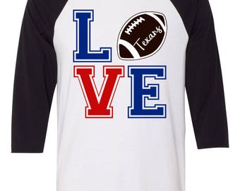 Love the Texans Tee