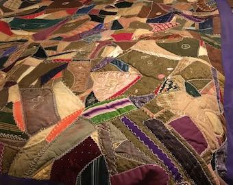 Unique Handmade  Quilt- Full Size