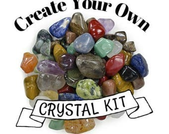 Create Your Own Crystal Kit