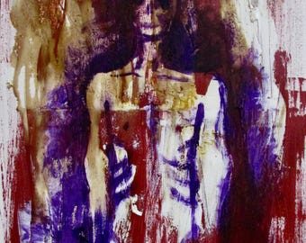 Art Print, Skeleton