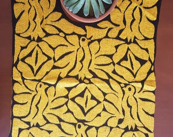 Handmade gold Blouse