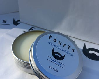 Natural Handcrafted Beard Balm