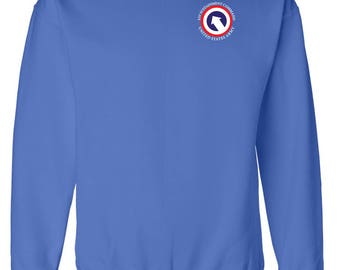 COSCOM Embroidered Sweatshirt-7535