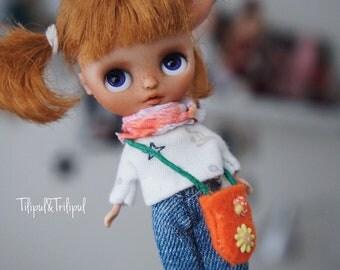Ooak custom Petite Blythe