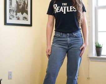 Medium Wash Late 90s Jeans