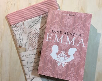 Romance Medium My Book Pouch Book Sleeve