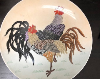 Chinese Export Porcelain Authentic Reproduction Plates