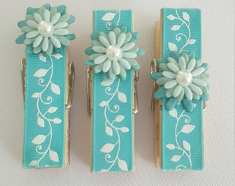 Decorative Magnetic Pegs