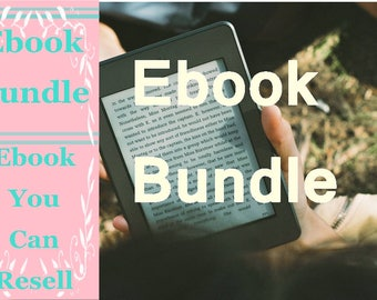 EBOOK Bundle |For Resell