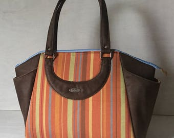 Annette Commuter Tote, large tote bag