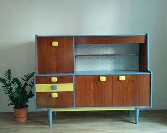 Upcyled retro sideboard/cupboard