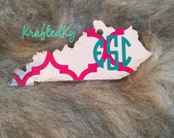 Home State Key Chains