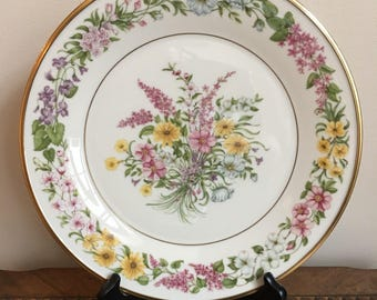 Lenox China Constitution Plate, Limited Edition 1993