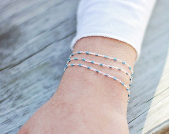 Bella Bracelet, Silver, Multi