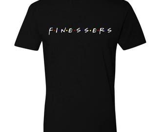 FINESSERS | Black Tee
