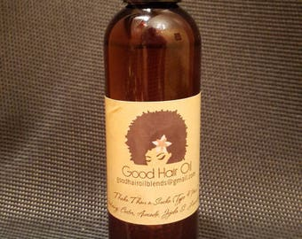 Good Hair Oil- Thicka Than A Snicka