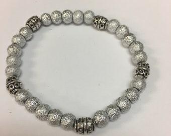 Boho-Gypsy Style Bracelet-Stack Stretch Bracelet