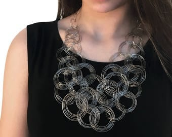 Ellipses Necklace