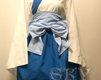 Sailor Mercury Kimono Dress