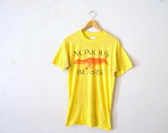 80's Noxious Beasts T-Shirt