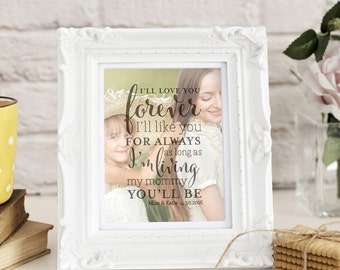 Mother of the Bride Gift, Mother of the Bride gift from Daughter, Mother of the Bride gift from Bride/ W-Q04-1PS QQ5